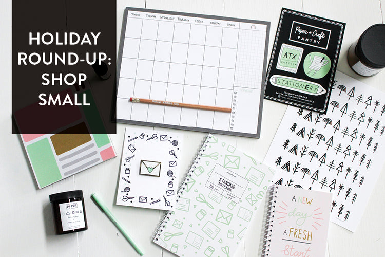 Round-Up: Favorite New Stationery
