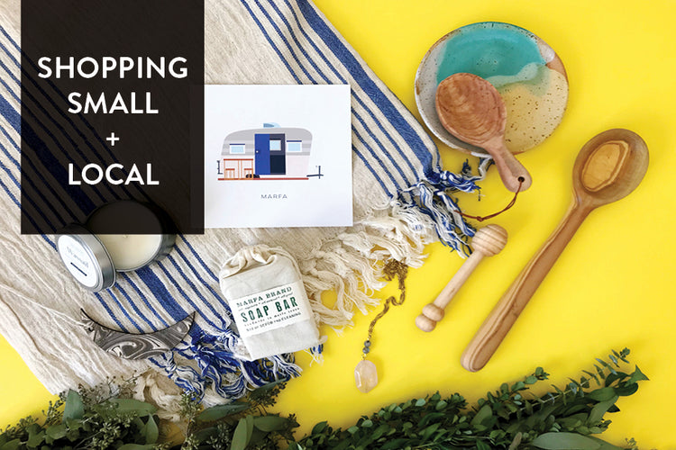 How-To: Shop Small + Local Year Round