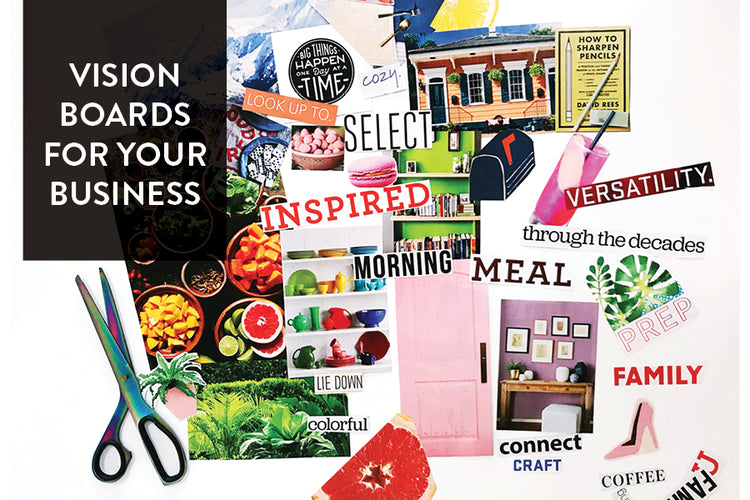 Small Business School: Vision Boards For Business