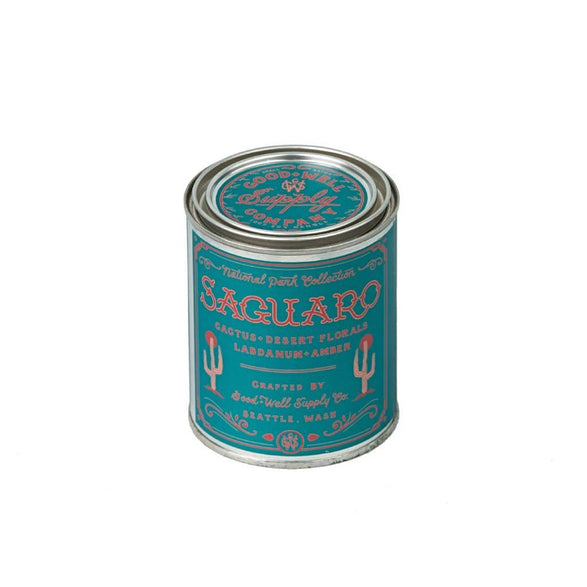 Natural Soy Candle Tin - 4 scent options