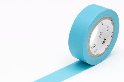 MT Washi Tape: Solids - 8 color options
