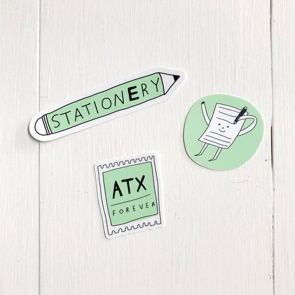 Paper + Craft Pantry Sticker Pack