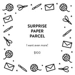$100 Surprise Paper Parcel - I Want Even More!