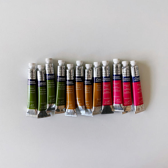 Artist Watercolor Single Tube - 3 color options