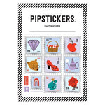 Storytime Stamps Sticker Sheet