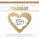Telegram Scratch Off