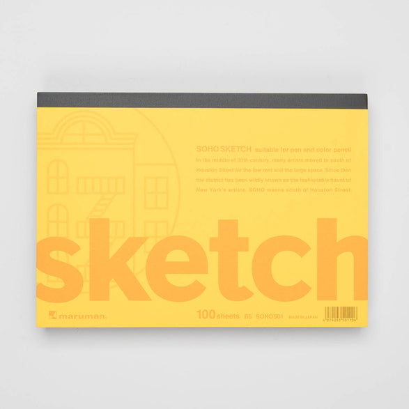 Large Sketch Pad