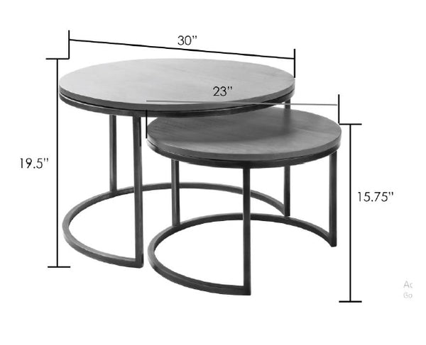 Aaron Nesting Tables