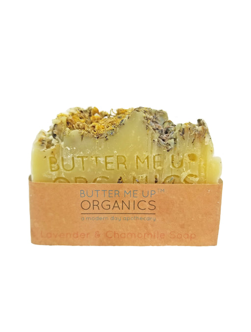 Lavender and Chamomile Soap