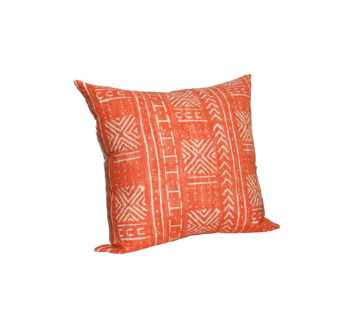 Mali Tiger Lily Pillow