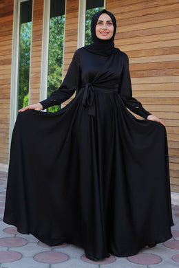 Black Evening Dress - Buy Abaya Online