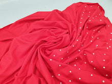 Load image into Gallery viewer, Red Pearl Hijab. Hijab Online