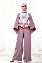 Load image into Gallery viewer, Pastel Pink Modest Jumpsuit - Buy Abaya Online