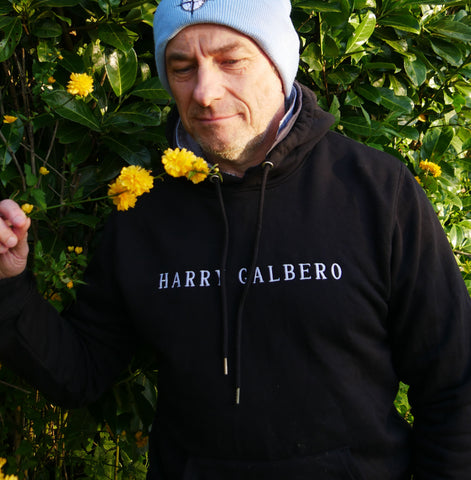 Sweat capuche homme harry galbero