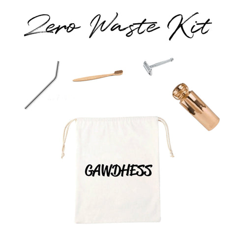 Zero Waste Kit - GAWDHESS