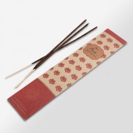 Organic Incense Musk, 10 Sticks