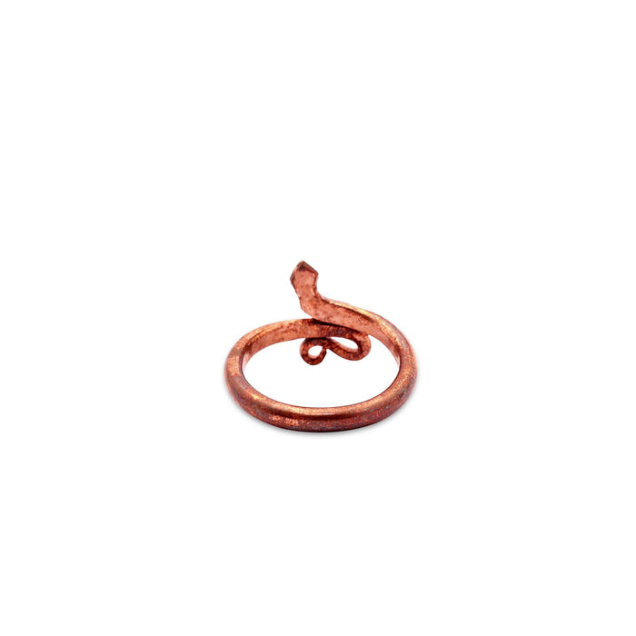 Consecrated Copper Ring
