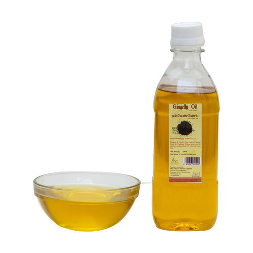 Gingelly Oil (Sesame Oil) 500ml