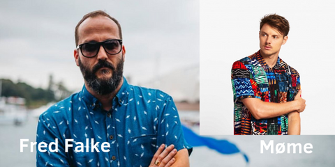 fred falke and mome sail away french house music collaboration 2019