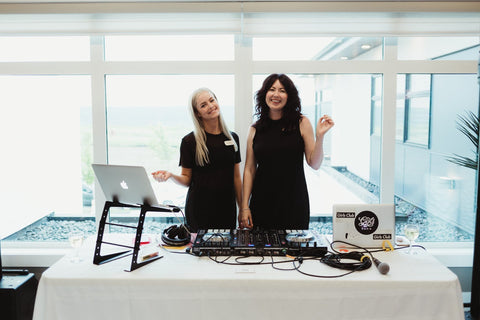 girls club djs know tribe edmonton event