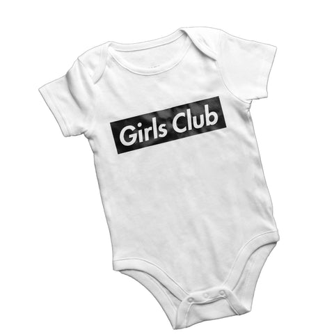 Girls Club Baby Jumper