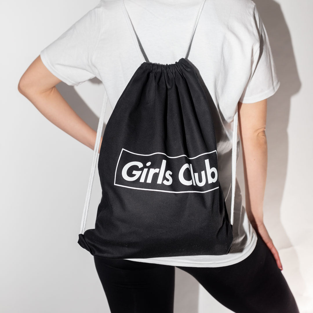 Girls Club Back Pack