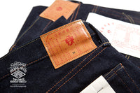 REDCLOUD 赤芸 LOT. R424SP SLIM-STRAIGHT HEAVYWEIGHT 25OZ SELVEDGE DENIM