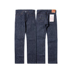 REDCLOUD 赤芸 LOT. R424XX SLIM-TAPERED SELVEDGE DENIM (WUKONG)