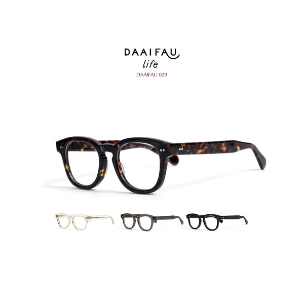 REDCLOUD 赤芸 DF-029 CLASSIC SQUARE SPECTACLES FRAME