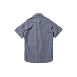 REDCLOUD 赤芸 W70N-4 SALT & PEPPER S/S WORK SHIRT