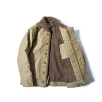 REDCLOUD 赤芸 Lot. 7710-15 USN N1 DECK JACKET KHAKI