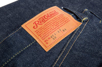 REDCLOUD 赤芸 LOT. R423-47 STRAIGHT-CUT JAPANESE SELVEDGE DENIM