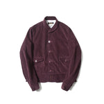 REDCLOUD 赤芸 Lot. DF900R CORDUROY SPORTS JACKET WINE