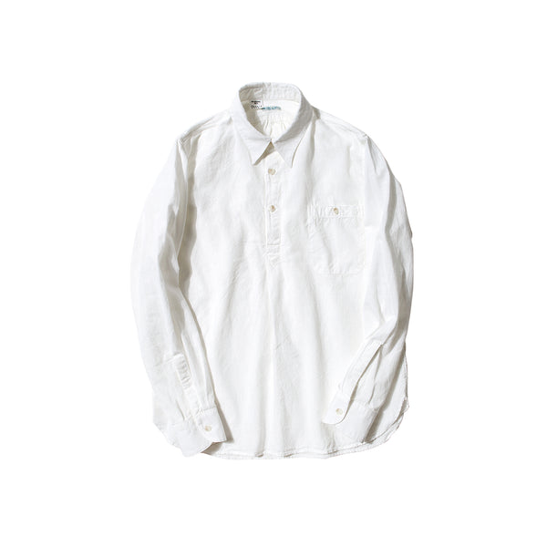 REDCLOUD 赤芸 W90N-1 HALF PLACKET L/S SHIRT COLLAR