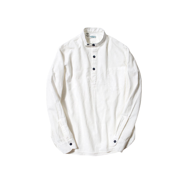 REDCLOUD 赤芸 W80N-1 HALF PLACKET L/S SHIRT