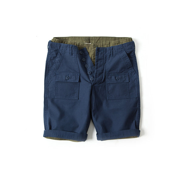 REDCLOUD 赤芸 LOT. MIL-T-838D CHINOS SHORTS