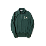 REDCLOUD 赤芸 Lot. ZT-02 HALF ZIP SWEAT