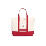 REDCLOUD 赤芸 BR-MR KURASHIKI CANVAS TOTE BAG RED