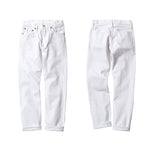 REDCLOUD 赤芸 LADIES DF-106LW SLIM WHITE SELVEDGE DENIM