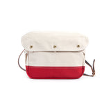 REDCLOUD 赤芸 RC007-R KURASHIKI CANVAS MESSENGER BAG RED