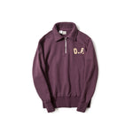 REDCLOUD 赤芸 Lot. ZT-01 HALF ZIP SWEAT