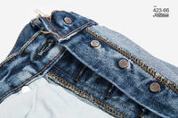 REDCLOUD 赤芸 LOT. R423-66-OW (WASHED) REGULAR CUT SELVEDGE DENIM