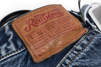 REDCLOUD 赤芸 LOT. R423XX-OW (WASHED) REGULAR CUT SELVEDGE DENIM