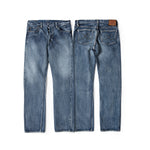 REDCLOUD 赤芸 LOT. R424OW (WASHED) SLIM-TAPERED SELVEDGE DENIM (WUKONG)