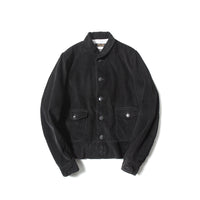 REDCLOUD 赤芸 Lot. DF900G CORDUROY SPORTS JACKET BLACK