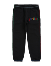 Load image into Gallery viewer, Supreme Big Stitch Sweatpants Black