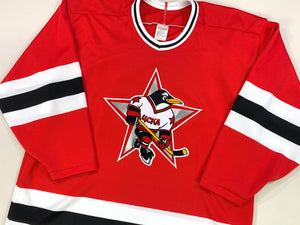 Vintage Russian Penguins Jersey