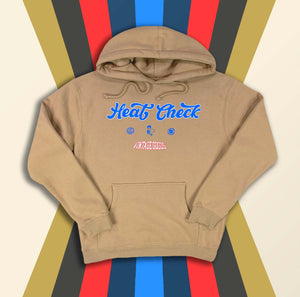 Heat Check Stop The Burn Hoodie