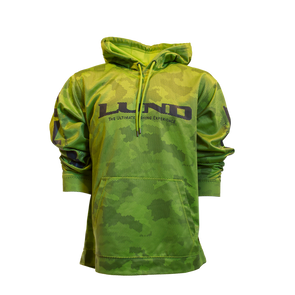 Mens Camo Hex Performance Hoodie