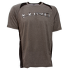 Mens Heather Colorblock Contender Tee